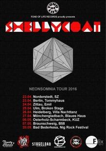 Auf Tour April/Mai 2016