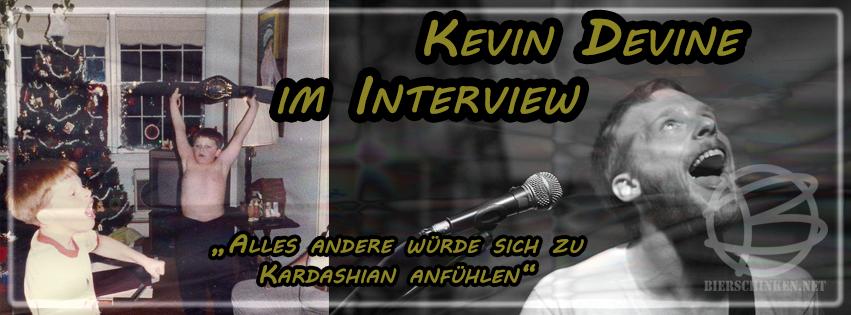 Interview mit Kevin Devine