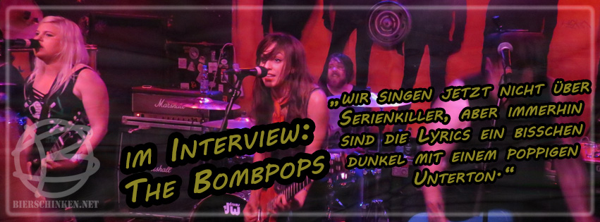 Im Interview: The Bombpops