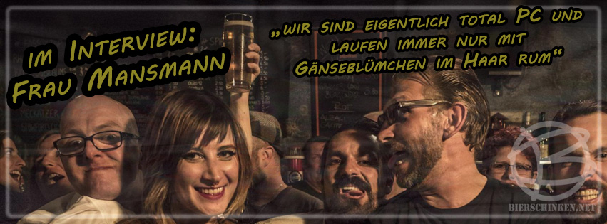 Frau Mansmann im Interview! - Bierschinken