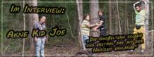 Akne Kid Joe im Interview