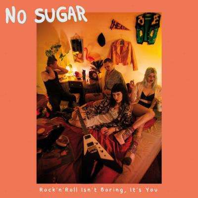 No Sugar - Rock'n'Roll isn't boring, it's you