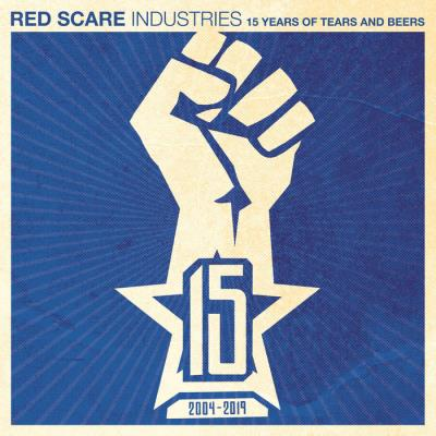 Red Scare Industries - 15 Years Of Tears & Beers
