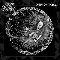 CANCER SPREADING / DISKÖNTROLL - Split  LP