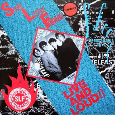 Stiff Little Fingers - Live And Loud (ReRelease)