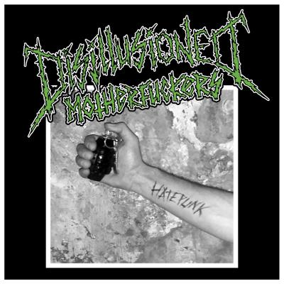 Disillusioned Motherfuckers - Hatepunk