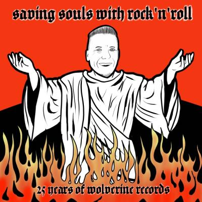 Wolverine Records - Saving Souls With Rock'n'Roll