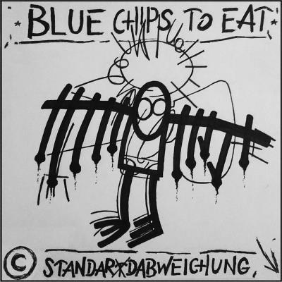 Blue Chips To Eat - Standardabweichung