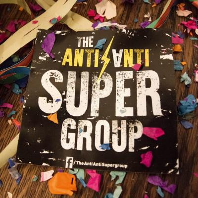 The Anti Anti Supergroup - The Anti Anti Supergroup