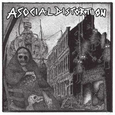 Asocial Distortion - s/t
