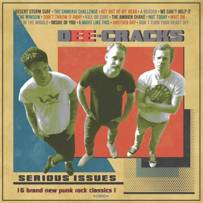 DeeCracks - Serious Issues